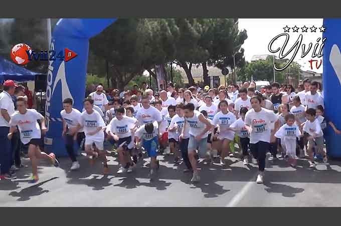 Biancavilla: un grande successo la Stracittadina di corsa su strada