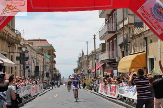 """Belpasso, sabato la presentazione del terzo """"New Giro dell'Etna"""" di ciclismo"""