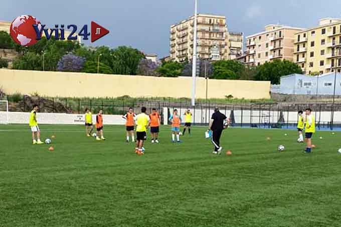 """Calcio dilettantistico: mercoledì lo stage per la """"Juniores"""" del Calcio Biancavilla"""