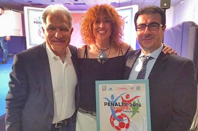 Calcio: Giuseppe Furnari premiato ai Penalty Awards come miglior dirigente di Promozione