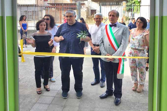 Santa Maria di Licodia, inaugurata la scuola dell'infanzia di via Isonzo