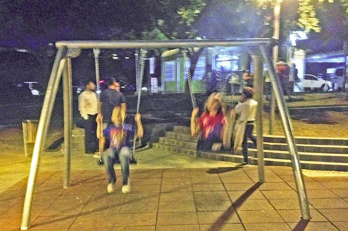 """Misterbianco, inaugurato parco giochi """"Falcone"""" in piazza Carmelo Motta"""