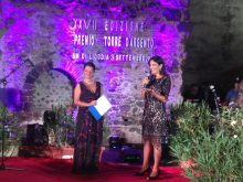 Mary Sottile e Safiria Leccese