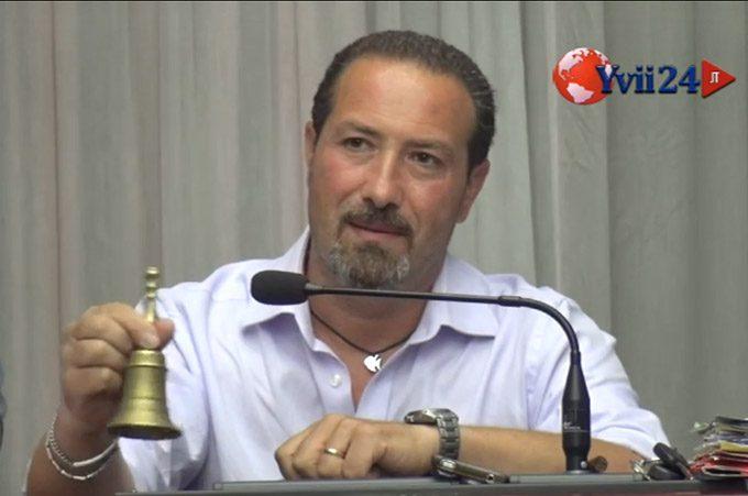 Biancavilla, il presidente del Consiglio comunale Cantarella verso le dimissioni