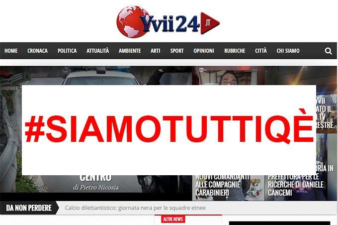 Qè Paternò: Slc e Fistel chiedono incontro a Crocetta. Successo per la campagna #IOSONOQÈ
