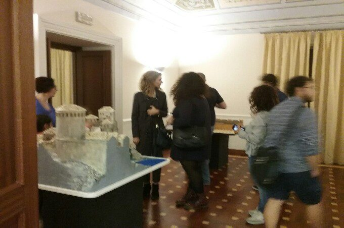 """Catania: la """"Notte della Bellezza"""" al museo Tattile """"Borges"""""""