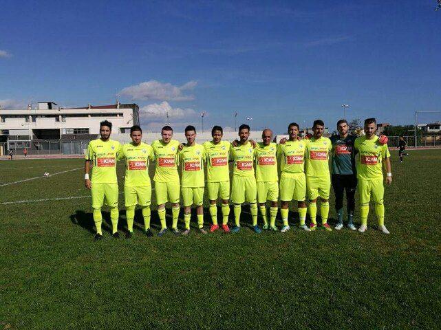 Calcio, al Misterbianco il big match contro la Ciclope in Prima Categoria G