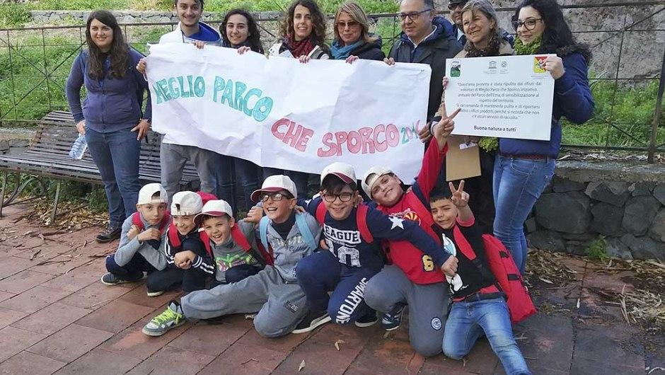 """Parco dell'Etna. Domani """"Meglio Parco che sporco 2017"""". Tutti i luoghi da ripulire"""