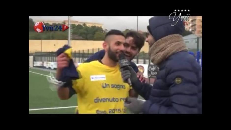 Calcio, il Biancavilla saluta Alessandro Randis