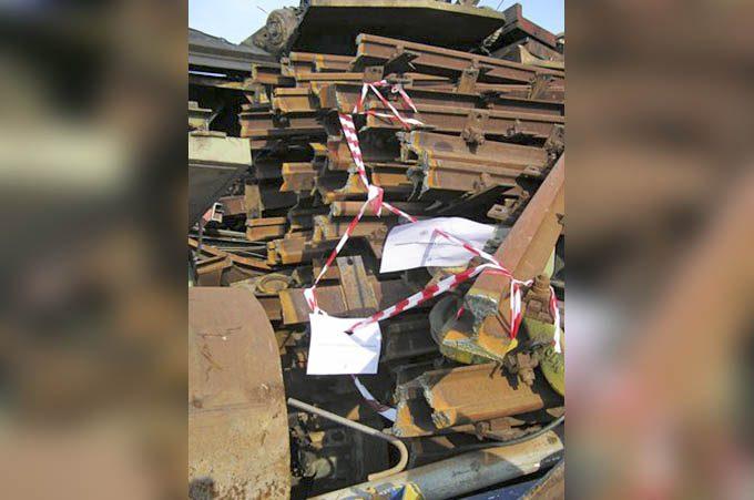 Catania, la Polfer sventa due furti di attrezzature ferroviarie