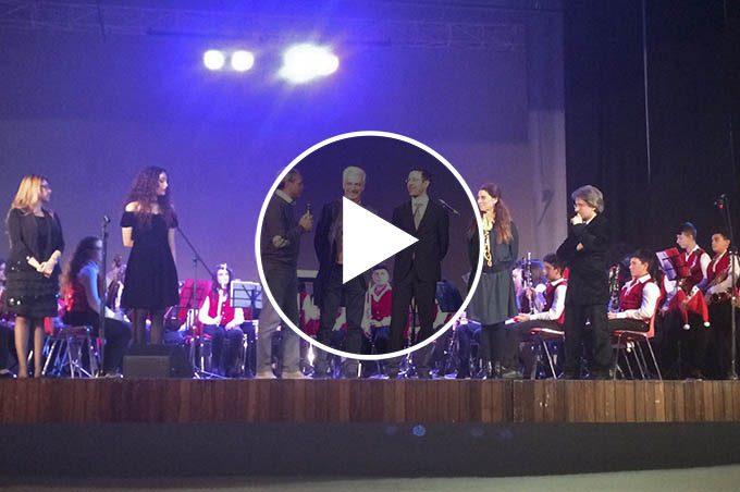 """Biancavilla, il Concerto di Natale dell'orchestra della Scuola media """"Luigi Sturzo"""""""