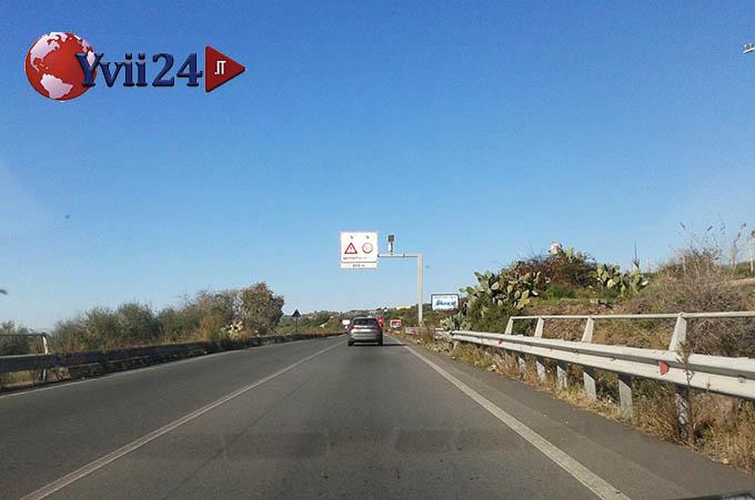 Statale 284, al via oggi i lavori di ripavimentazione fra Paternò e Adrano