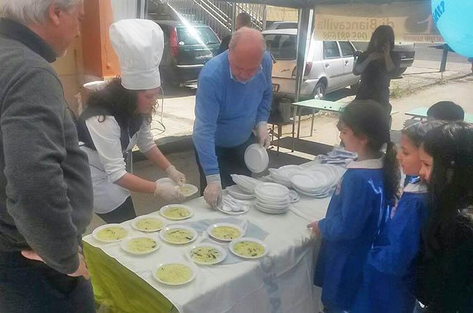 Biancavilla, l'Avis prepara il riso di san Giuseppe al Primo circolo
