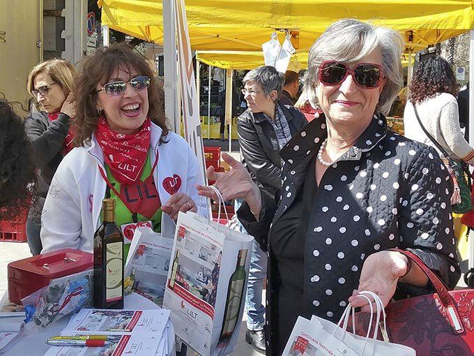 Catania, domenica la conclusione della Settimana di prevenzione oncologica Lilt