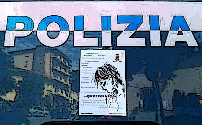 """Catania: """"Questo non è amore"""". L'8 marzo della Polizia contro la violenza sulle donne"""