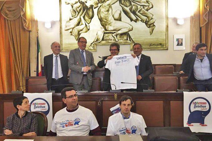 Catania, nel weekend la passeggiata di solidarietà Telethon