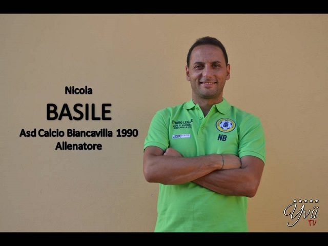 Calcio Sicilia: Nicola Basile lascia il Calcio Biancavilla