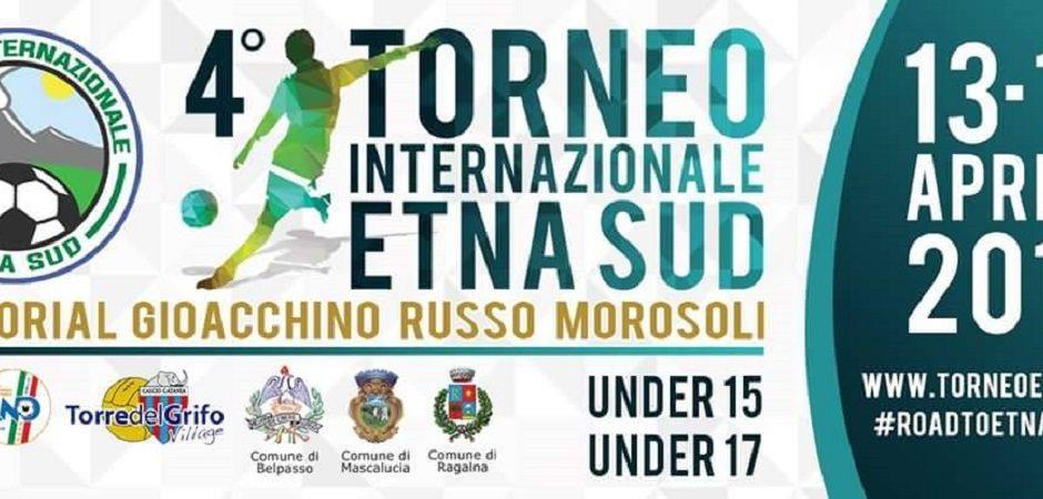 Calcio, al via il 4° Torneo Internazionale giovanile Etna Sud