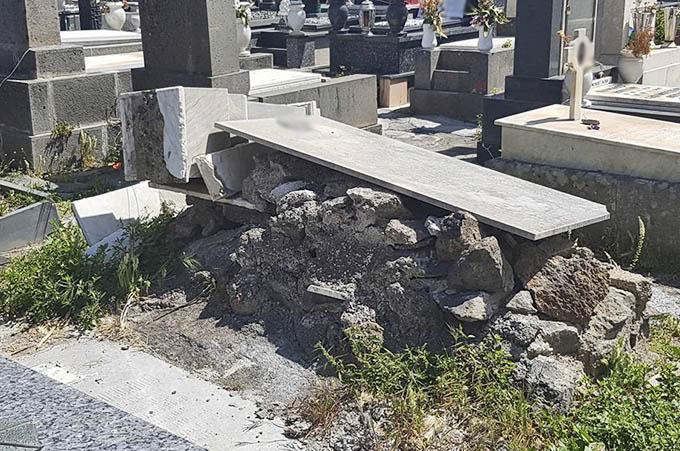 Adrano, il Movimento 5 Stelle: «Più decoro per il cimitero»