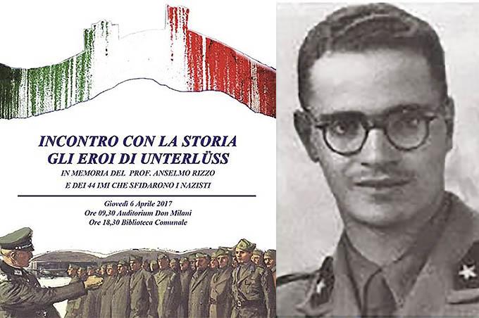 """Paternò, domani al """"Don Milani"""" la storia degli eroi di Unterlüss"""