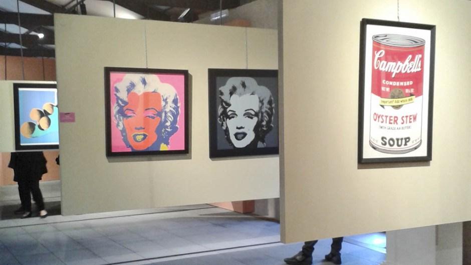 "Catania: ultimo week end per ""Il genio di Andy Warhol"""