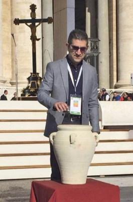 Tony Bonaventura, presidente diocesano Azione Cattolica Catania