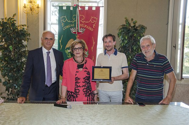 Il pensionamento della dirigente comunale belpassese Agata Borzì. Caputo: «Operosa collaboratrice»