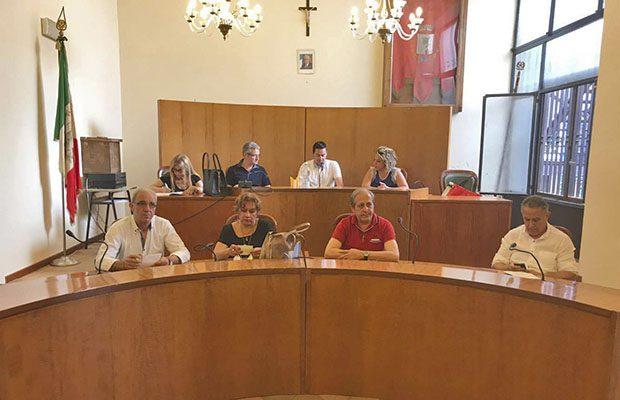 """Santa Maria di Licodia. Il consiglio comunale dice """"no alle armi nucleari"""""""