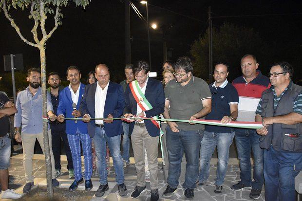 Belpasso, inaugurata la nuova Piazza Dusmet