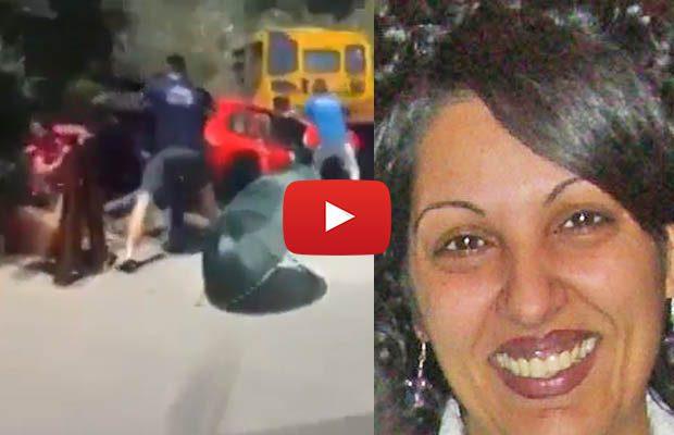Catania. Morta la 41enne travolta da un'auto alla cronoscalata di Piedimonte Etneo (VIDEO DELL'INCIDENTE)