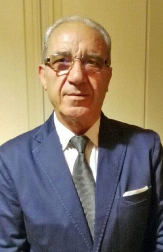 L'assessore Gaetano Distefano