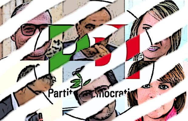 """Paternò: """"congelata"""" la costituzione del Pd in consiglio"""