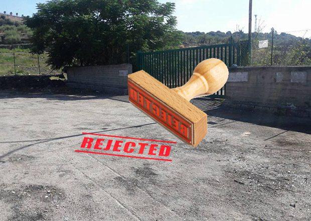 Santa Maria di Licodia, bocciato il progetto per il nuovo Centro raccolta rifiuti