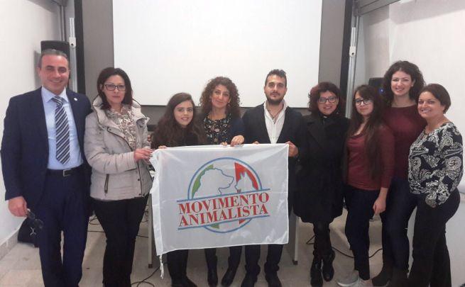 Catania, il Movimento animalista diventa partito politico
