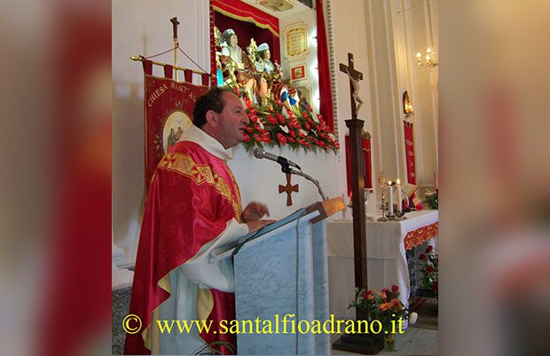 Adrano. Padre Salvatore Stimoli nuovo parroco della chiesa madre