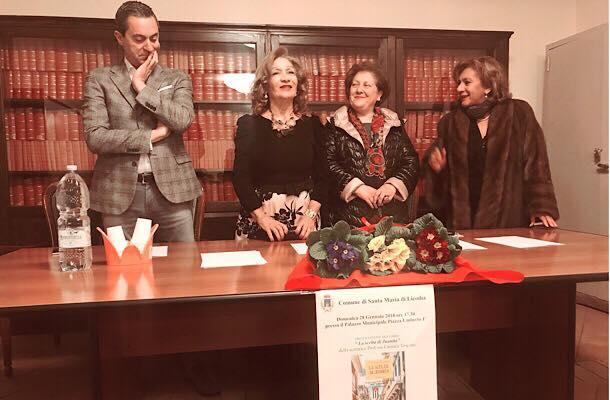 """Santa Maria di Licodia, presentato il romanzo """"La scelta di Juanita"""""""