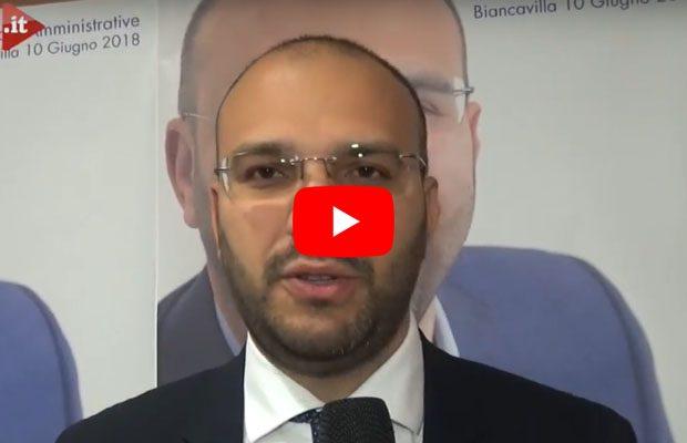 Biancavilla, Antonio Bonanno terzo candidato sindaco