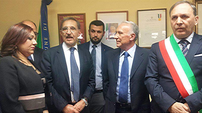 Paternò, hanno giurato i due assessori Calenduccia e Leotta