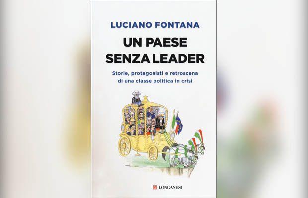 """Paternò, sabato il direttore del Corriere della sera Luciano Fontana presenterà il suo libro """"Un paese senza leader"""""""