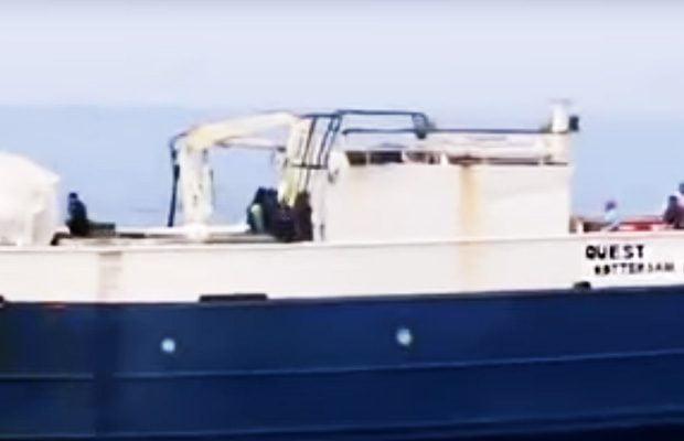 Catania. Sequestrate 10 tonnellate di hashish
