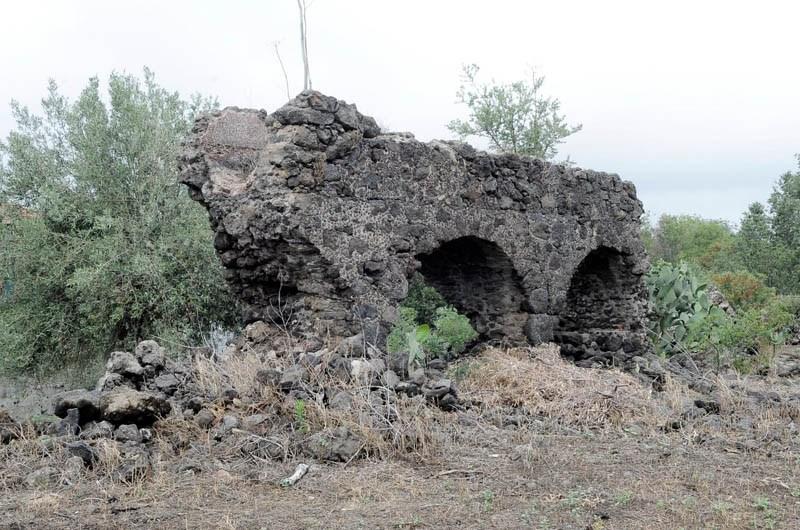 Un progetto di vincolo per l'acquedotto romano di Santa Maria di Licodia e Paternò