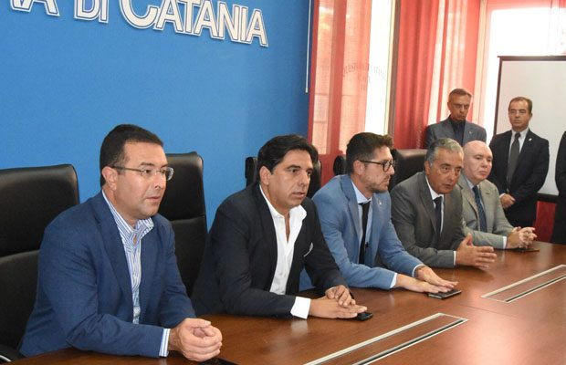 Catania. Sottosegretari Candiani e Molteni incontrano il Commissario Garozzo ferito in una rapina in casa