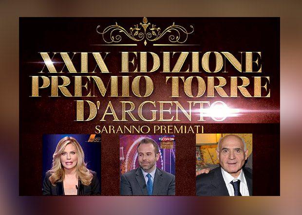 """Santa Maria di Licodia, l'1 settembre la XXIX edizione del premio """"Torre d'argento"""""""