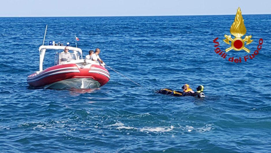 Catania. Recuperato in mare corpo senza vita