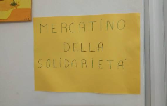 """Santa Maria di Licodia. Al via il """"Mercatino della solidarietà"""""""