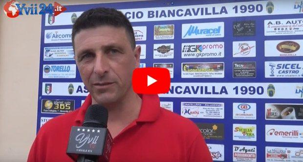 Calcio. Parla Francesco Di Gaetano, il trainer del Biancavilla