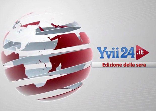 Yvii24 Notizie – Edizione di lunedì 30 settembre 2019