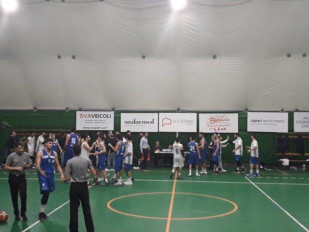 Basket. Adrano, sconfitta e recriminazioni