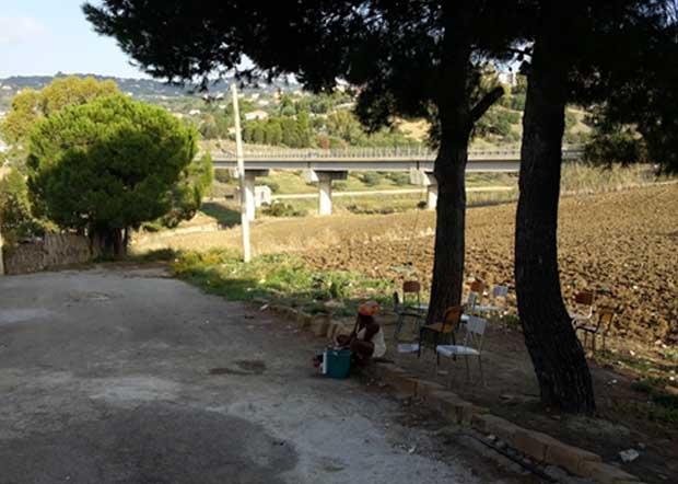 Catania-Gela, l'asse del business sul migrante
