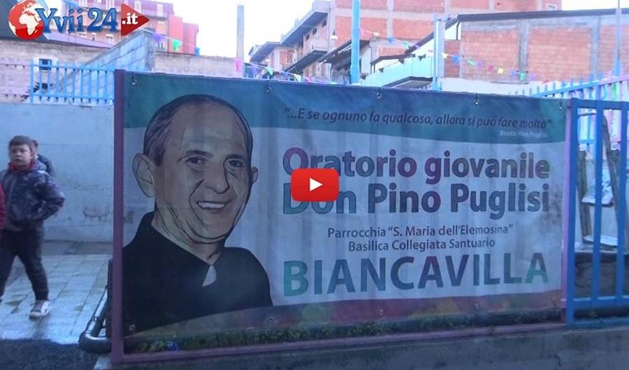 """Biancavilla. L'oratorio """"Don Pino Puglisi"""" pronto a festeggiare """"Don Bosco"""""""